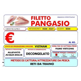 FILETTO PANGASIO