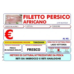 FILETTO PERSICO AFRICANO