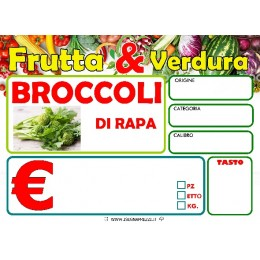 BROCCOLI DI RAPE