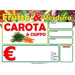 CAROTA A CIUFFO